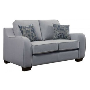 Hefley Loveseat by Alcott Hill