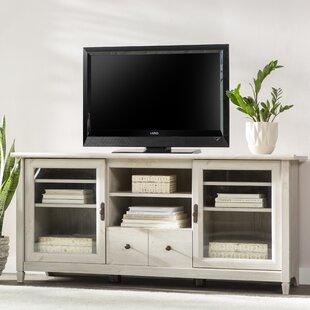 detailed look e593a af400 Washington Cherry Tv Stand | Wayfair