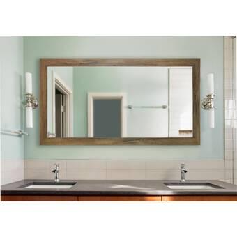 Bloomsbury Market Dostie Eclectic Bathroom Vanity Mirror Reviews Wayfair