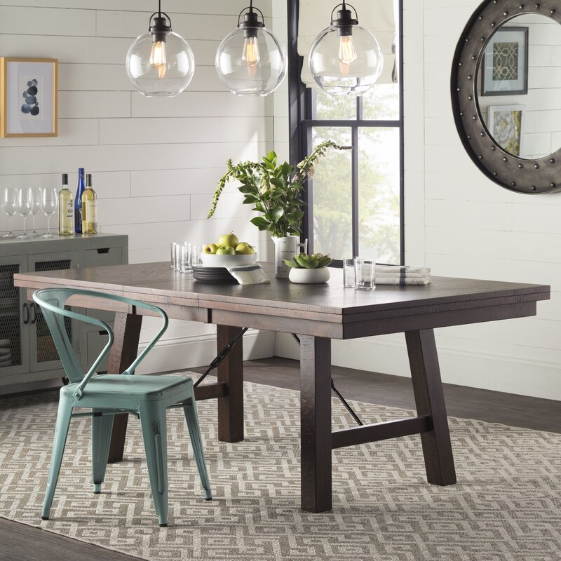 e819eb8b3277 Dearing Extendable Dining Table   Reviews