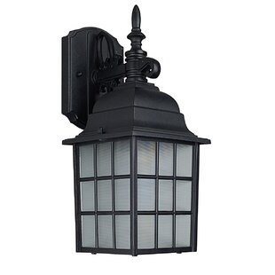 Reviews 1-Light Outdoor Wall Lantern By Sunset Lighting