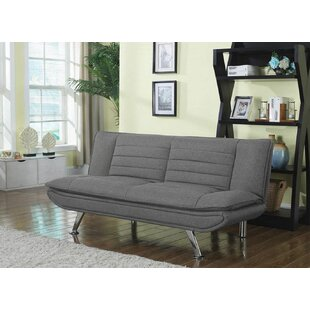Brookston Convertible Sofa by Orren Ellis