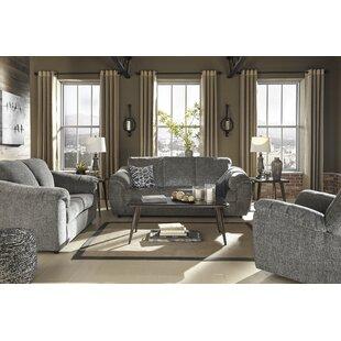 Winston Porter Bridget Reclining Living Room Set