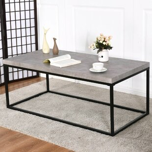 Connelly Coffee Table by Williston Forge