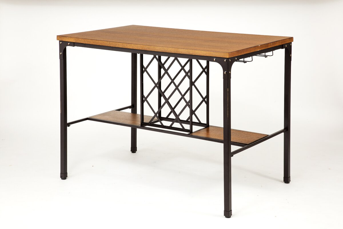 ACME Furniture Dora Counter Height Dining Table & Reviews | Wayfair