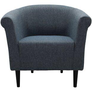 Moldenhauer Barrel Chair by Ebern Designs