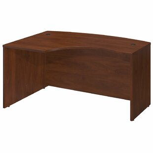 Series C L-Shape Executive Desk with L-Bow