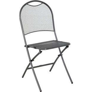 Cafe Latte Folding Chairs (Set Of 2) By Sol 72 Outdoor