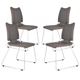 Dorcaster Upholstered Dining Chair (Set of 4)