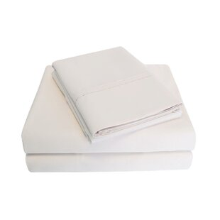Greely 1000 Thread Count Solid Color 100% Cotton Sheet Set