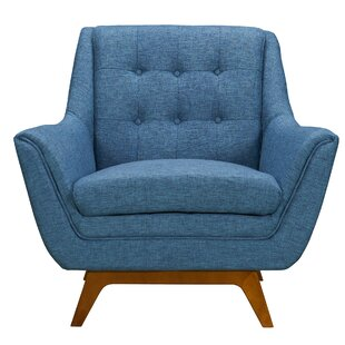 Great Price Balentine Armchair by George Oliver Reviews (2019) & Buyer's Guide