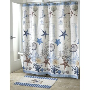 Antigua Single Shower Curtain