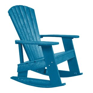 William Adirondack Rocking Chair