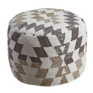 Best Reviews Branden Pouf By Langley Street