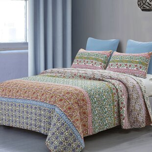 Karson Reversible Quilt Set