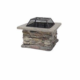 Kelud Stone Wood Burning Fire Pit Image