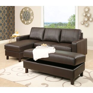 Ebern Designs Oshea Modular Sectional Wit..