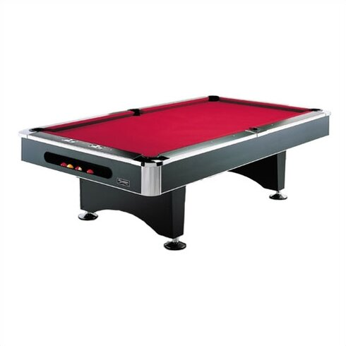 Awesome 8u0027 Pearl Pool Table With Ball Return System