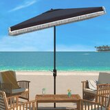 Phair 6.5 x 10 Rectangular Market Umbrella