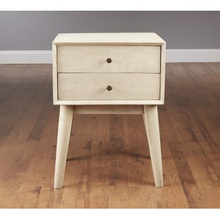 AA Importing Mid Century Style End Table