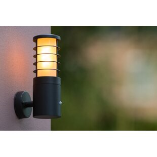 Solid 1-Light Outdoor Sconce Image
