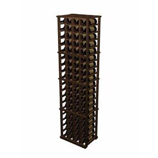 Designer Series 80 Bottle Floor Wine Rack by Wine Cellar Innovations