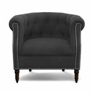 Price Check Jeon Chesterfield Chair ByCharlton Home