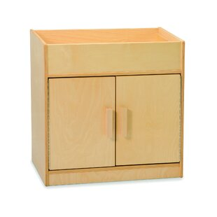 2 Door Accent Cabinet by Whitney Plus