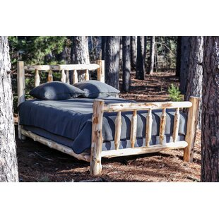 Millwood Pines Westling Traditional Panel Bed