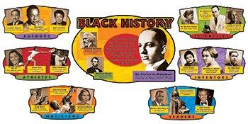 Trend Enterprises 7 Piece History Bulletin Board Cut Out Set Wayfair