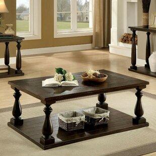 Belford Wooden Coffee Table by Gracie Oaks