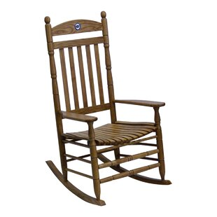 Hinkle Chair Company Collegiate Rocking Chair
