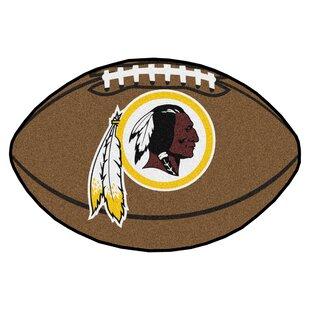 NFL - Washington Redskins Football Mat By FANMATS