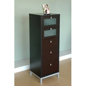 Ella 5 Drawer Dresser