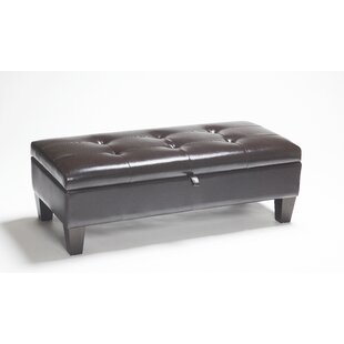 Prudence Storage Ottoman by Chateau Imports