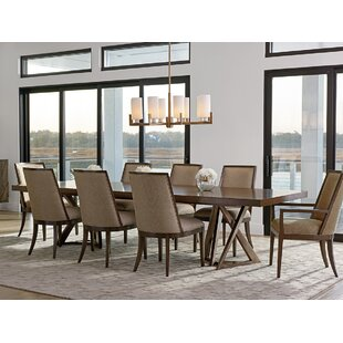 Zavala 9 Piece Dining Set Lexington