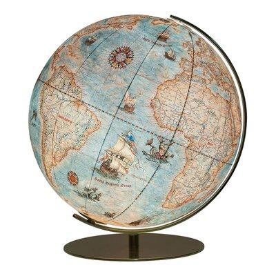 Dresden Illuminated Desktop Globe Columbus Globe