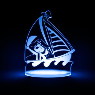 Total Dreamz Pirate LED Night Light