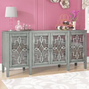 Find for Chantel 4 Door Cabinet ByWilla Arlo Interiors