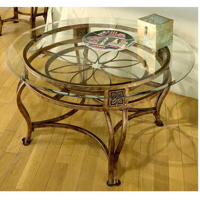 Glass Iron Coffee Tables You Ll Love In 2021 Wayfair