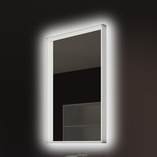 Searching for Acrylic Illuminated Bathroom/Vanity Wall Mirror By Paris Mirror