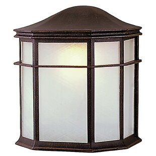 Oakhill 1-Light Outdoor Flush Mount