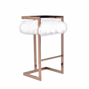 Pepperell 30 Bar Stool Everly Quinn