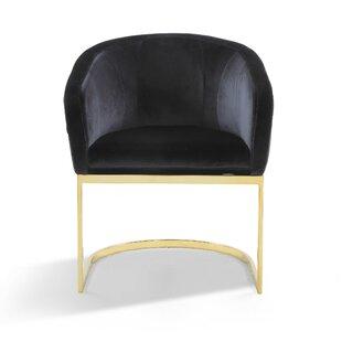Clearance Landgraf Barrel Chair ByMercer41