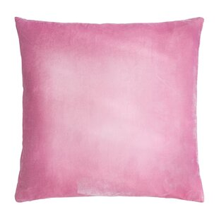 Ombre Velvet Throw Pillow by Kevin O'Brien Studio Herry Up