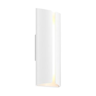 Billips 1-Light LED Outdoor Flush Mount
