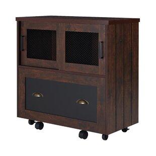 Zenya Industrial 1-Drawer Lateral Filing Cabinet