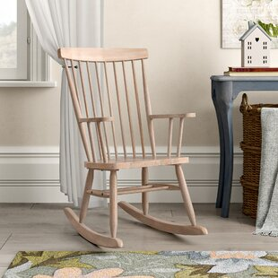Boxborough Rocking Chair By Brambly Cottage