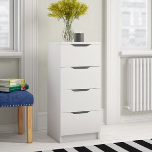 Teri 4 Drawer Chest Of Drawers By 17 Stories
