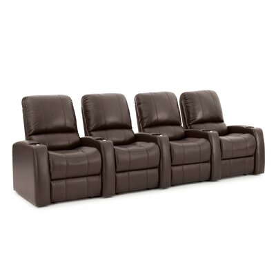 Brown Reclining Theater Seating You Ll Love In 2019 Wayfair